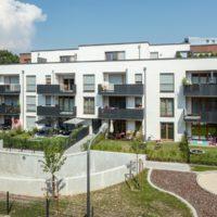 Wohnen In Frankfurt-Schwanheim Gesamtansicht
