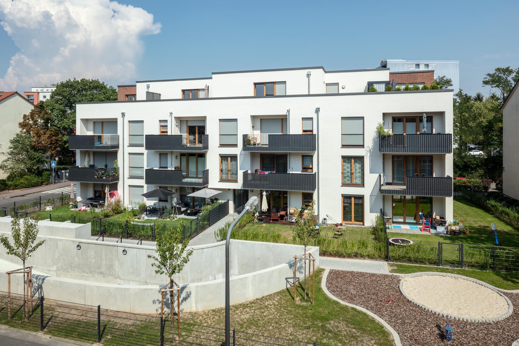 Wohnen In Frankfurt Schwanheim